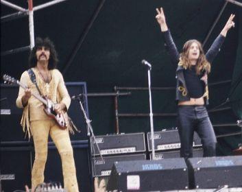 Tony Iommi & Ozzy Osbourne, 1973
