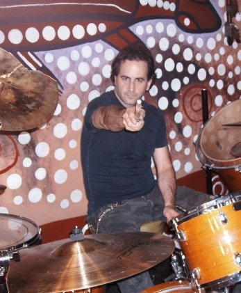 John Macaluso - drums